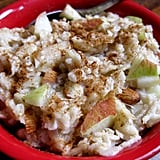 Breakfast: Oatmeal With Raw Nuts and Cinnamon