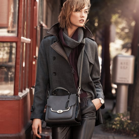 Karlie Kloss Stars in Coach Fall 2013 Campaign | Pictures