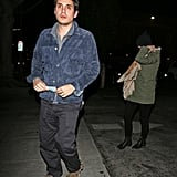 Katy Perry and John Mayer went home together.