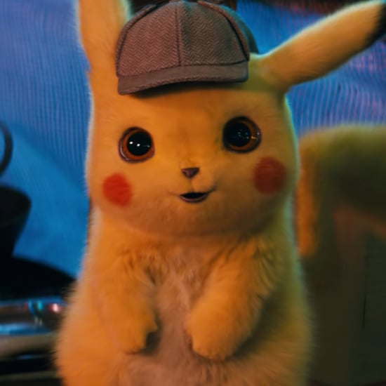 Detective Pikachu Pokemon Movie Trailer
