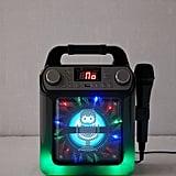Singing Machine Groove Cube Mini Karaoke Machine