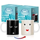 Ipow 2-Pack Neat Magic Morning Mug