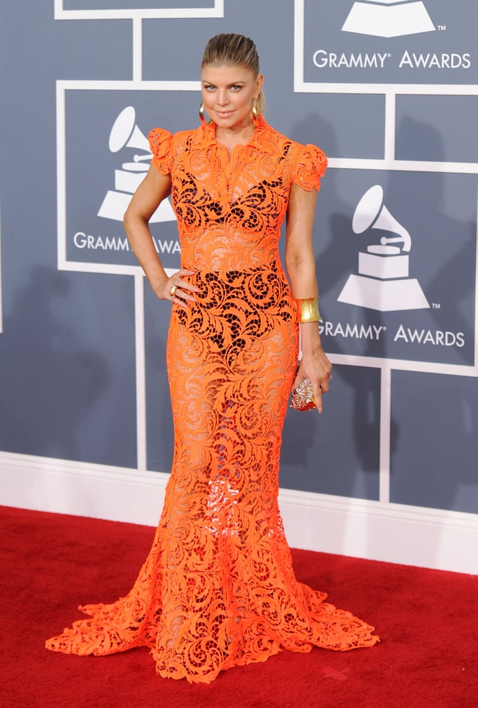 Grammys 2012: Who Wore What