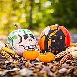 Paint Pumpkins