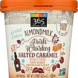 365 Everyday Value Irish Whiskey Salted Caramel Almondmilk Frozen Dessert