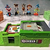 This printer takes the world of Qixels into 3D and allows your littles to create their own characters and learn the science behind 3D printing — plus, there will be refill packs with different themes to keep them loving this printer for a long time.