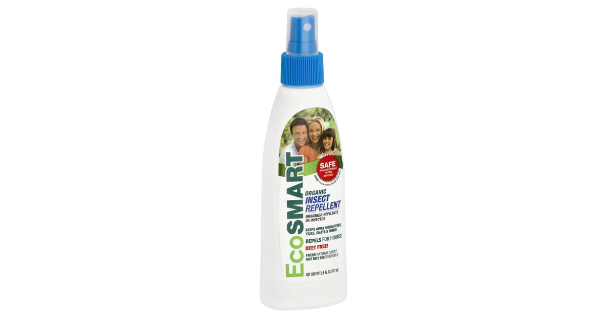 Ecosmart Organic Insect Repellent Safest Bug Sprays For