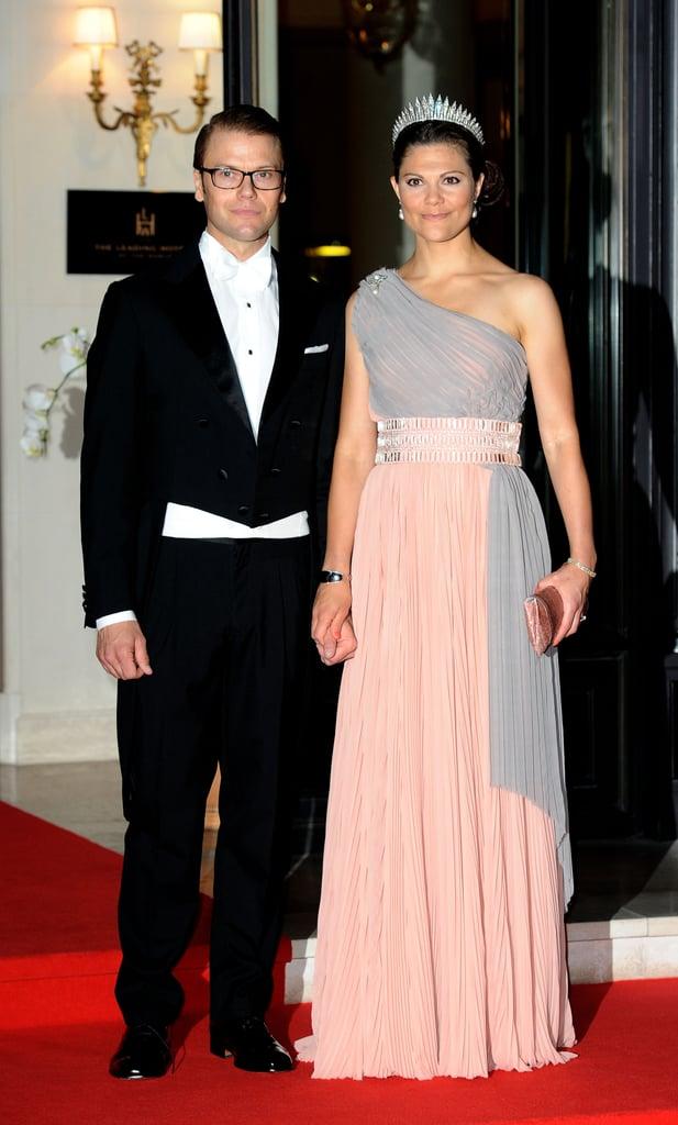 Princess Victoria Colourblocks With Just 1 Design