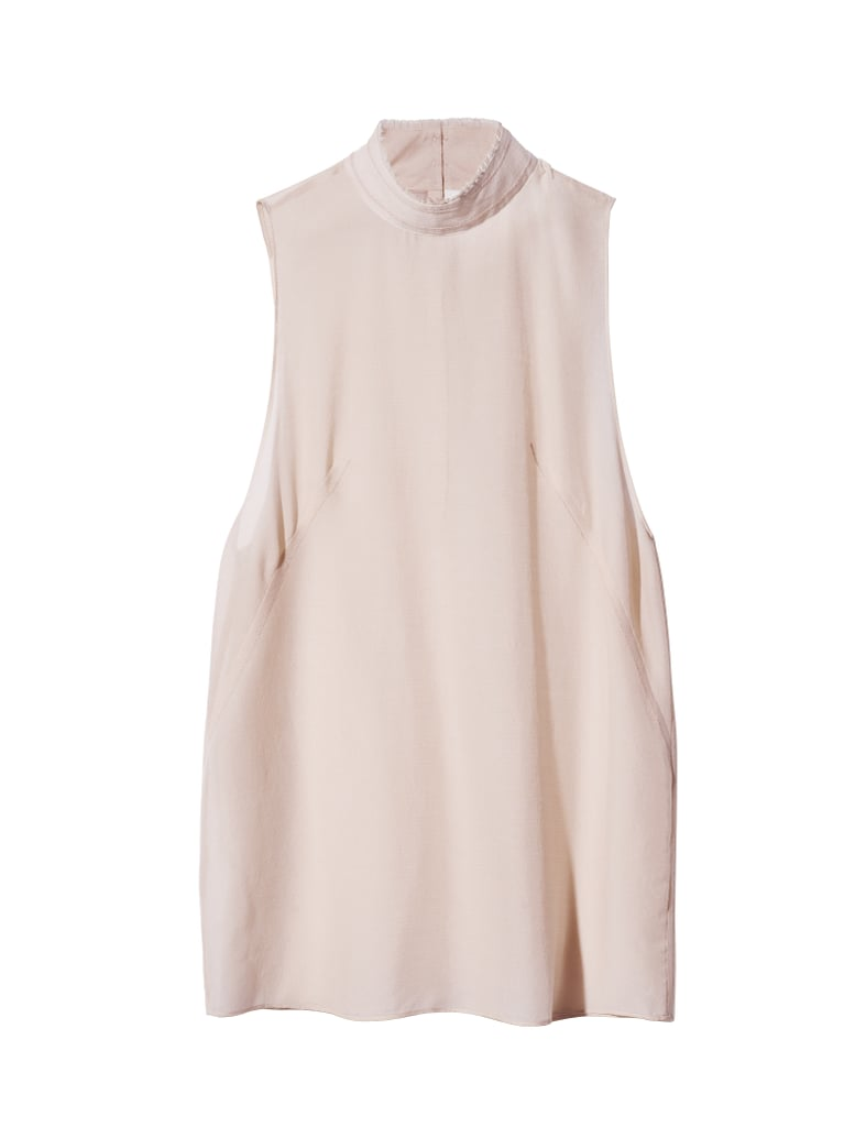 H&M Conscious Collection Silk-Blend Chiffon Blouse ($40)