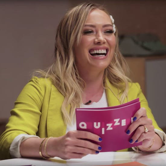 Watch Hilary Duff Quiz Meghan Trainor on Lizzie McGuire