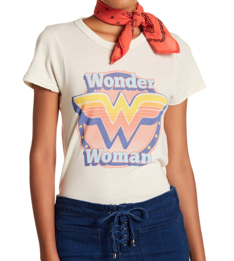 A vintage wonder woman t shirt gifts for wonder woman for Wonder woman book shirt