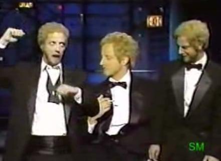 Flashback: Chris Elliott On Letterman