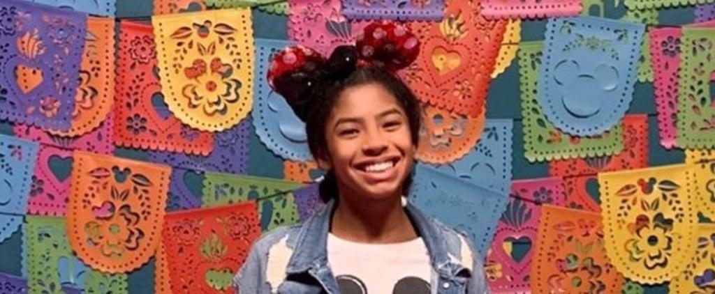 Vanessa Bryant Wishes Late Daughter, Gianna, Happy Birthday
