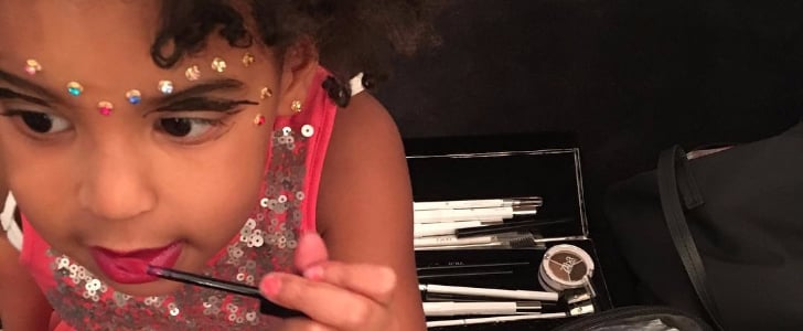 VIDEO: Blue Ivy Takes After Mom Beyoncé at Dance Recital