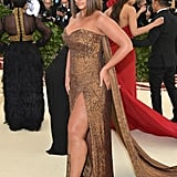 Ashley Graham at the Met Gala 2018