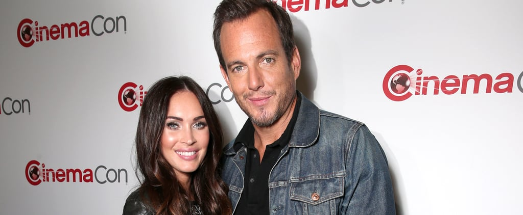 "Will Arnett Responds to Megan Fox's Sassy ""#NotTheFather"" Instagram Snap"