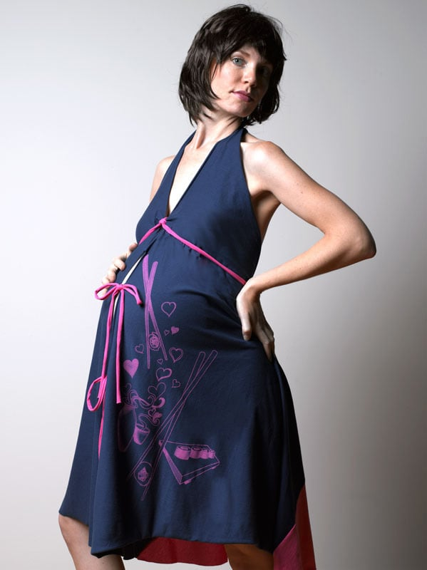 I Dream of Sushi Labor & Delivery Gown ($28) | Labor and Delivery ...