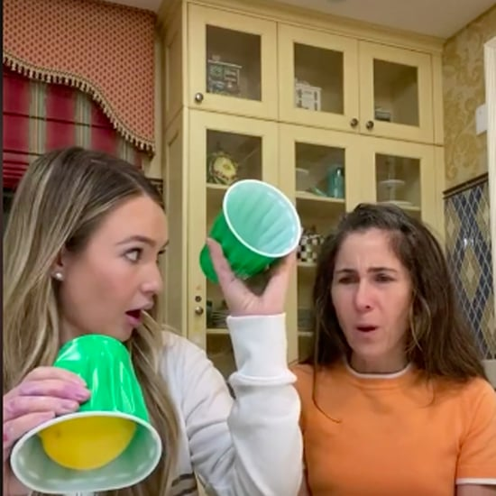 TikTok User Pranks Mom With Lemon Magic Trick | Video