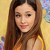 Ariana Grande With Golden Blond Hair in 2014