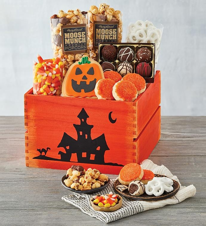 Halloween Gift Baskets For Kids Popsugar Family