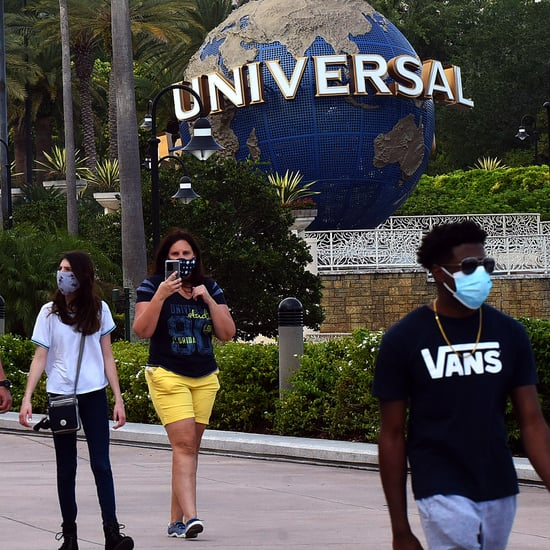 Universal CityWalk Orlando Is Selling Masks and Sanitizer