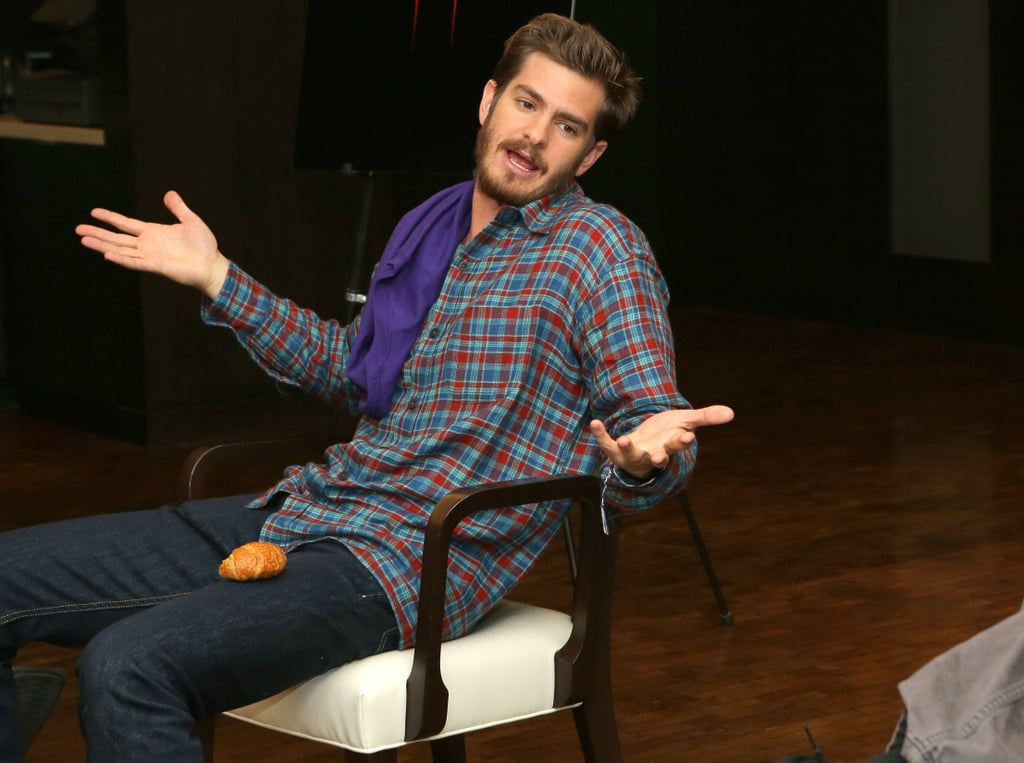 Most Upsetting No-Show: Andrew Garfield