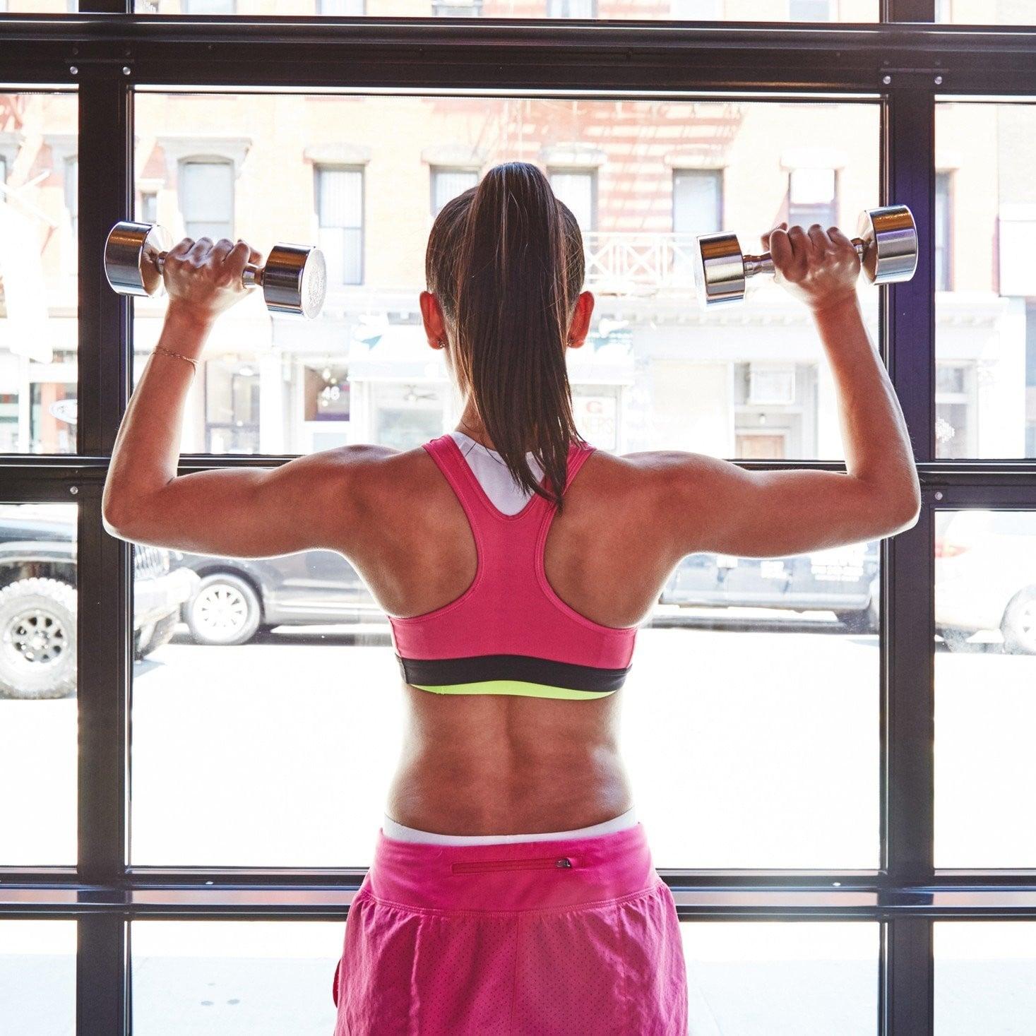 20 minute crossfit workout popsugar fitness