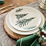 All Spruced Up Dinnerware Plate