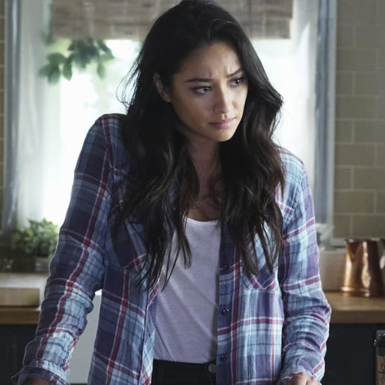 "Pretty Little Liars ""The DArkest Knight"" Pictures"
