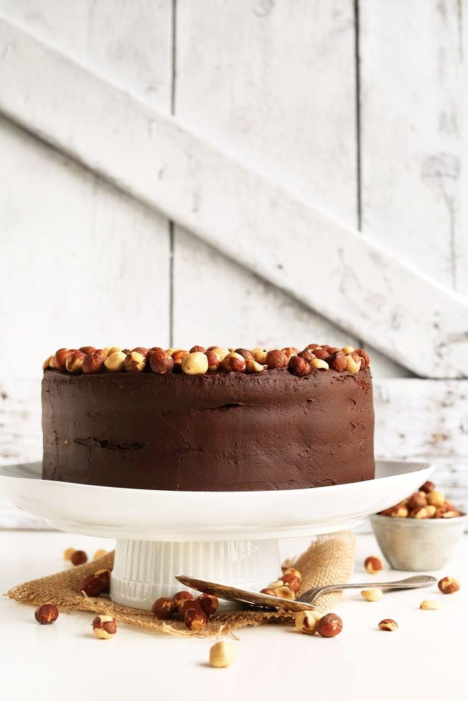 OneBowl GlutenFree and Vegan Chocolate Hazelnut Cake Chocolate
