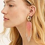 Ombre Fringe Earrings
