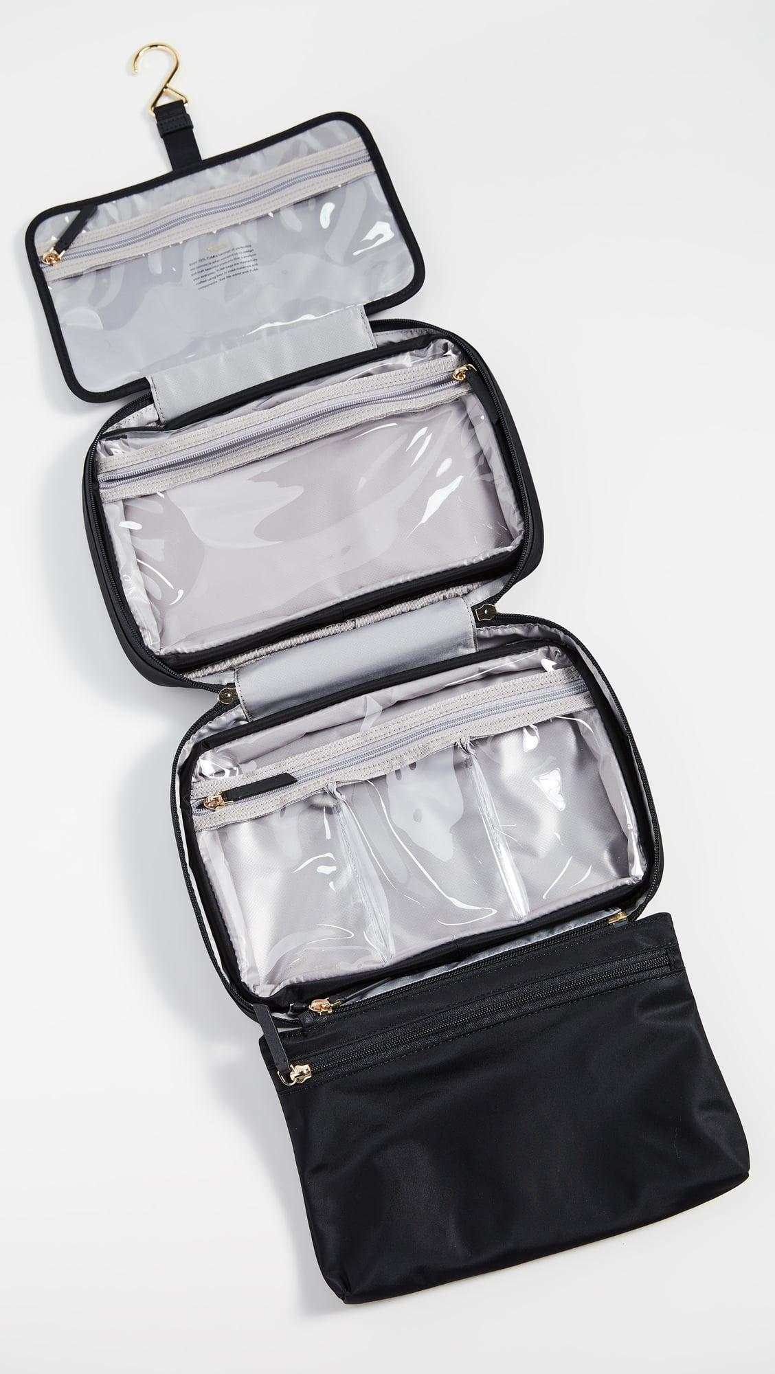 Gloria Kaos Vanity Case Mallette Beauty Case ultra l/ég/ère en polycarbonate flexible