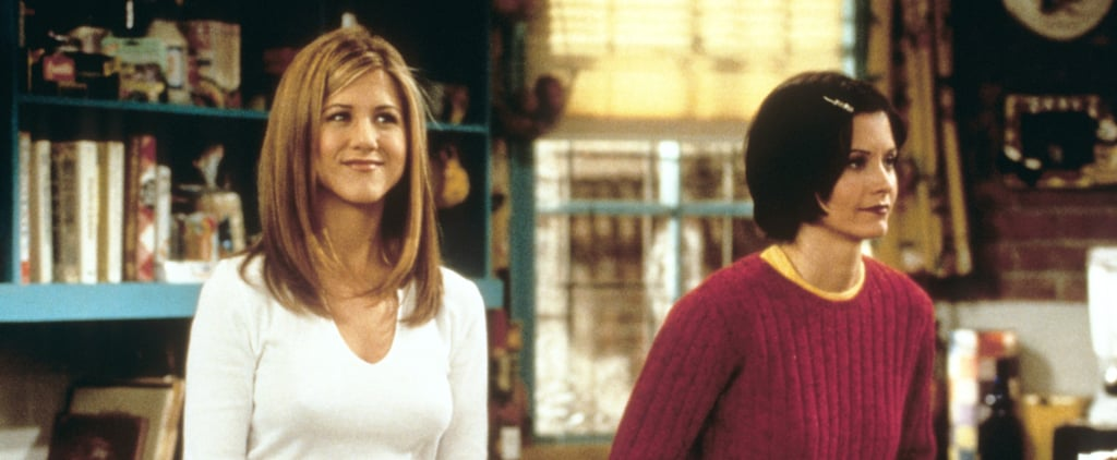 Editor Experiment: Recreate Rachel's Hairstyles From Friends