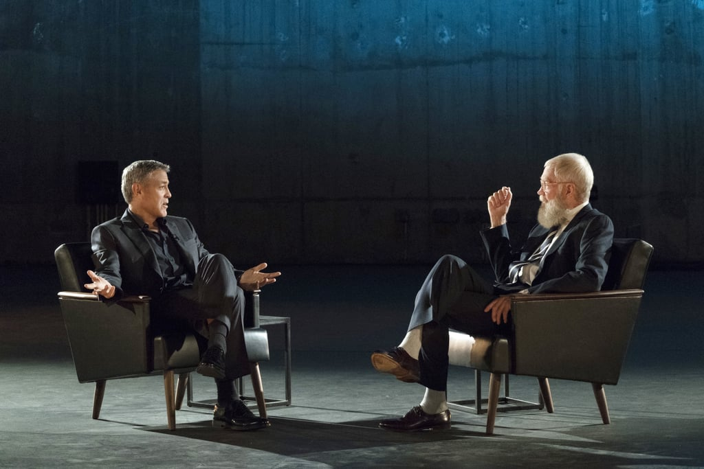 My Next Guest Needs No Introduction With David Letterman: George Clooney
