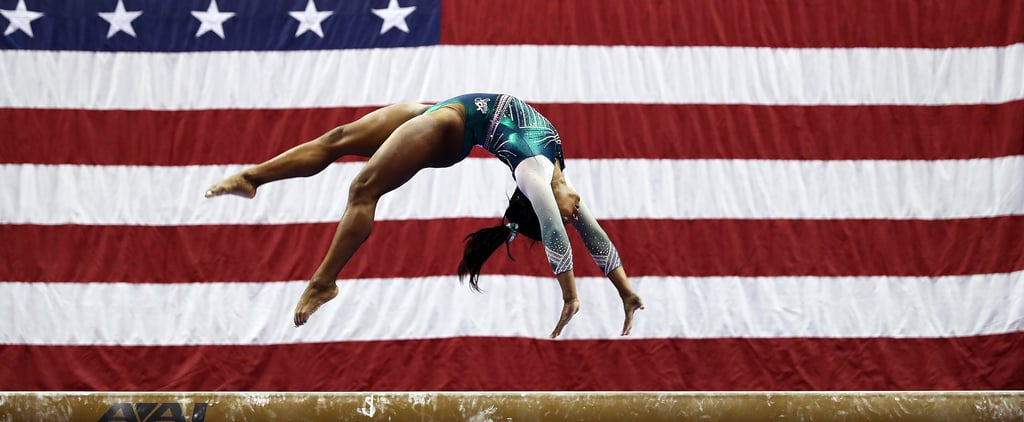 How Wide Is a Balance Beam in Gymnastics?