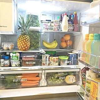 Refrigerator-Organization Hacks
