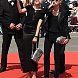 Pictured: Kristen Stewart and Alicia Cargile