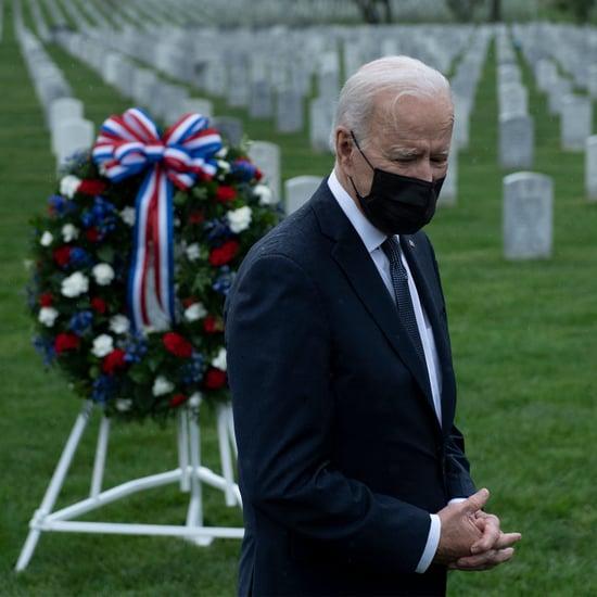 Joe Biden Says Visiting Cemeteries Reminds Him of Beau