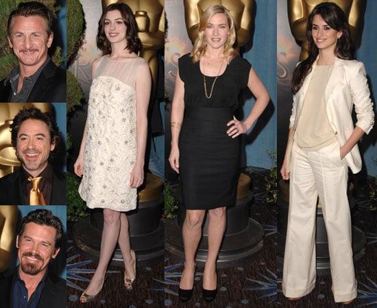 2009 Oscar Luncheon