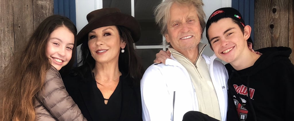 Michael Douglas and Catherine Zeta-Jones's Kids