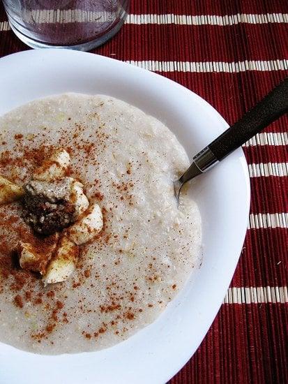 Creamy Vegan Buckwheat Porridge