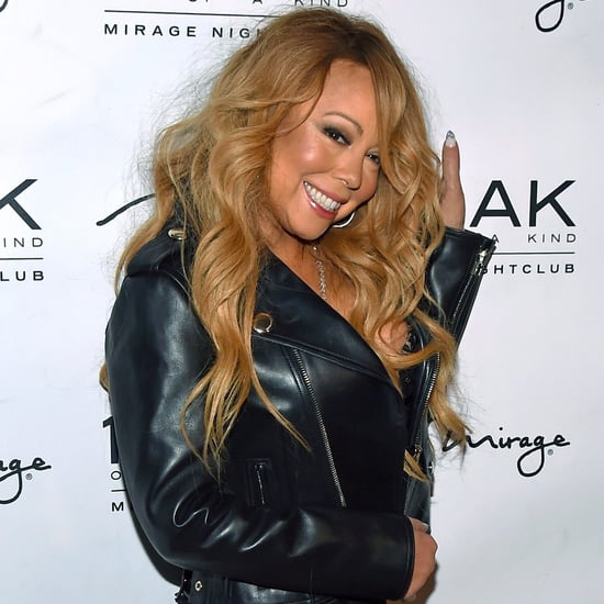 Mariah Carey at 1 OAK Nightclub DJ Set Debut Pictures