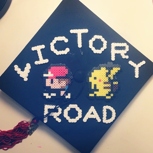 Geeky Graduation Cap Ideas