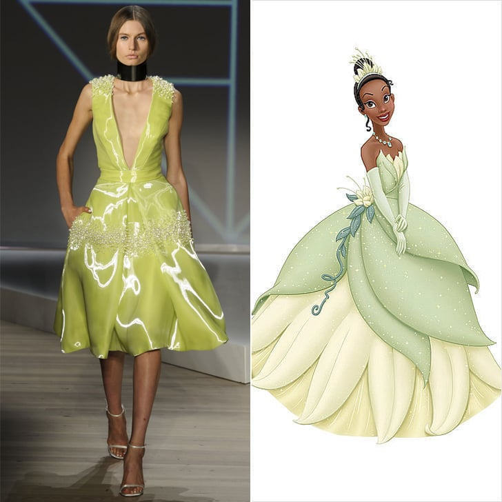 Disney Princess Dresses From The Runway Spring 2016