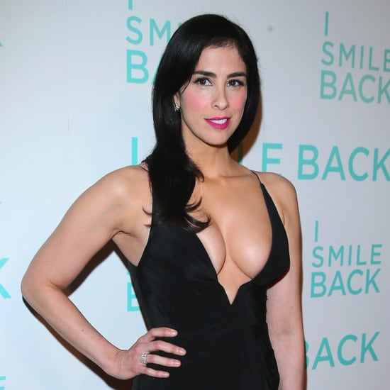 Sarah Silverman at I Smile Back LA Premiere
