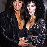 Cher and Richie Sambora