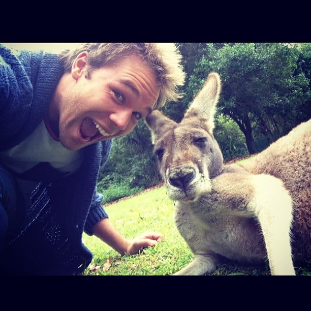 Patient Of The Week At Australia Zoo: Celebrity Twitter And Instagram Pictures Week June 21 2013