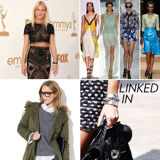 Fashion News and Shopping For September 19, 2011