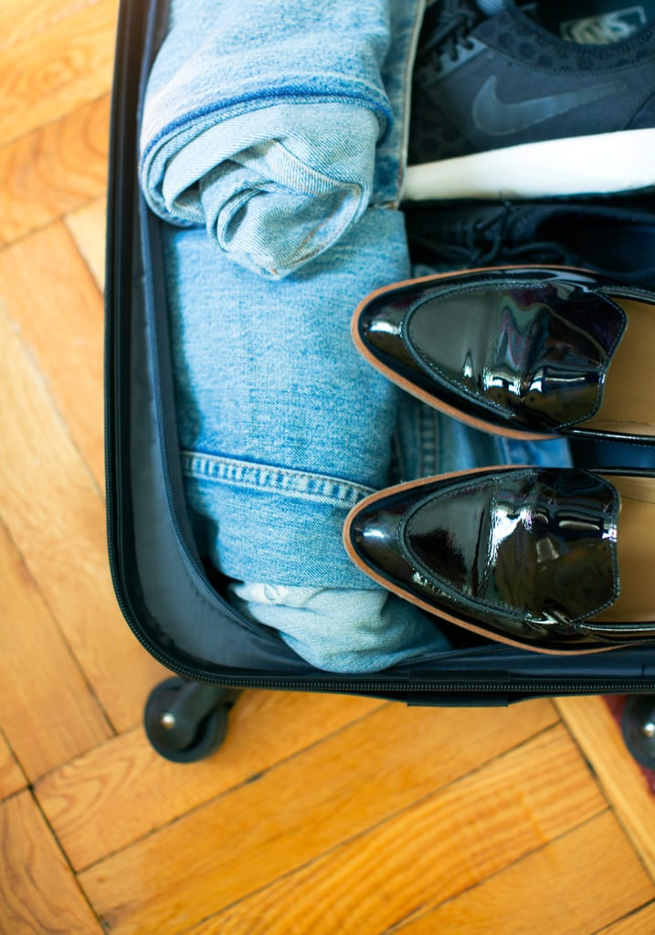 How to Pack a Carry-On Suitcase