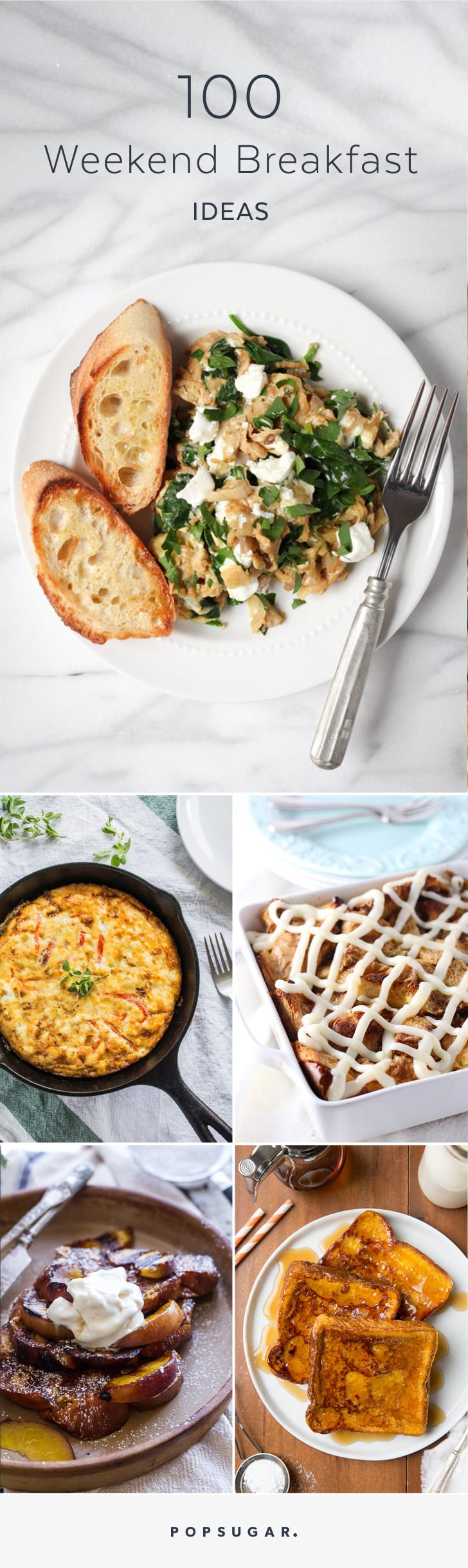 100 Breakfasts to Make on Weekends When You Have the Time